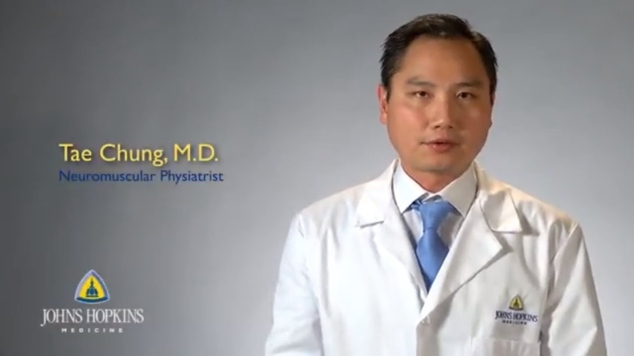 Dr. Tae Chung | Neuromuscular Rehabilitation - YouTube