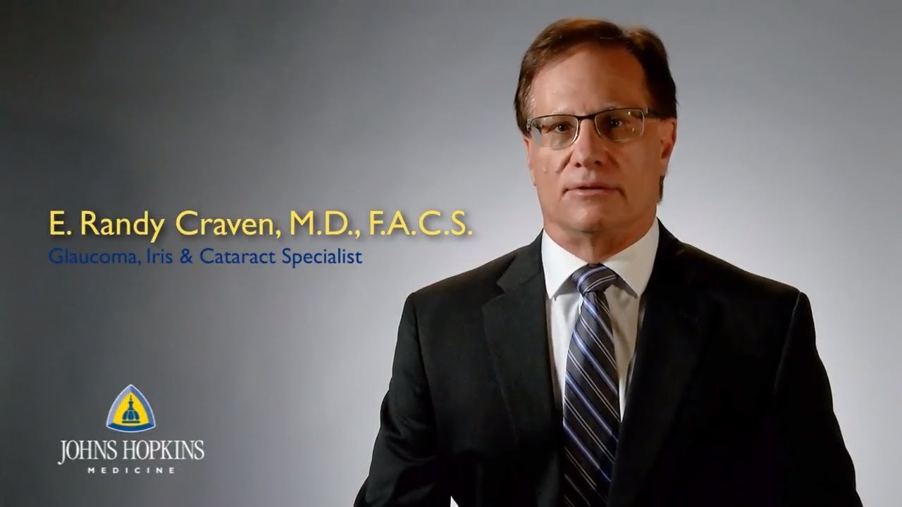 Dr. E. Randy Craven | Ophthalmology - YouTube