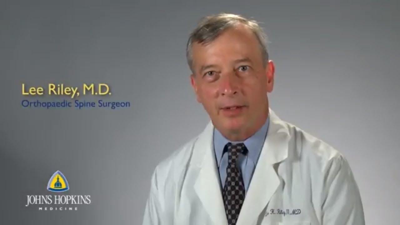 Dr. Lee Riley, III | Orthopaedic Spine Surgeon - YouTube