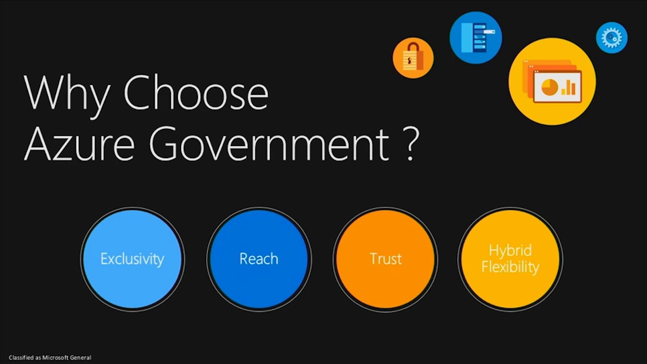 Microsoft Azure Government: Security Differentiation (GOV) - YouTube