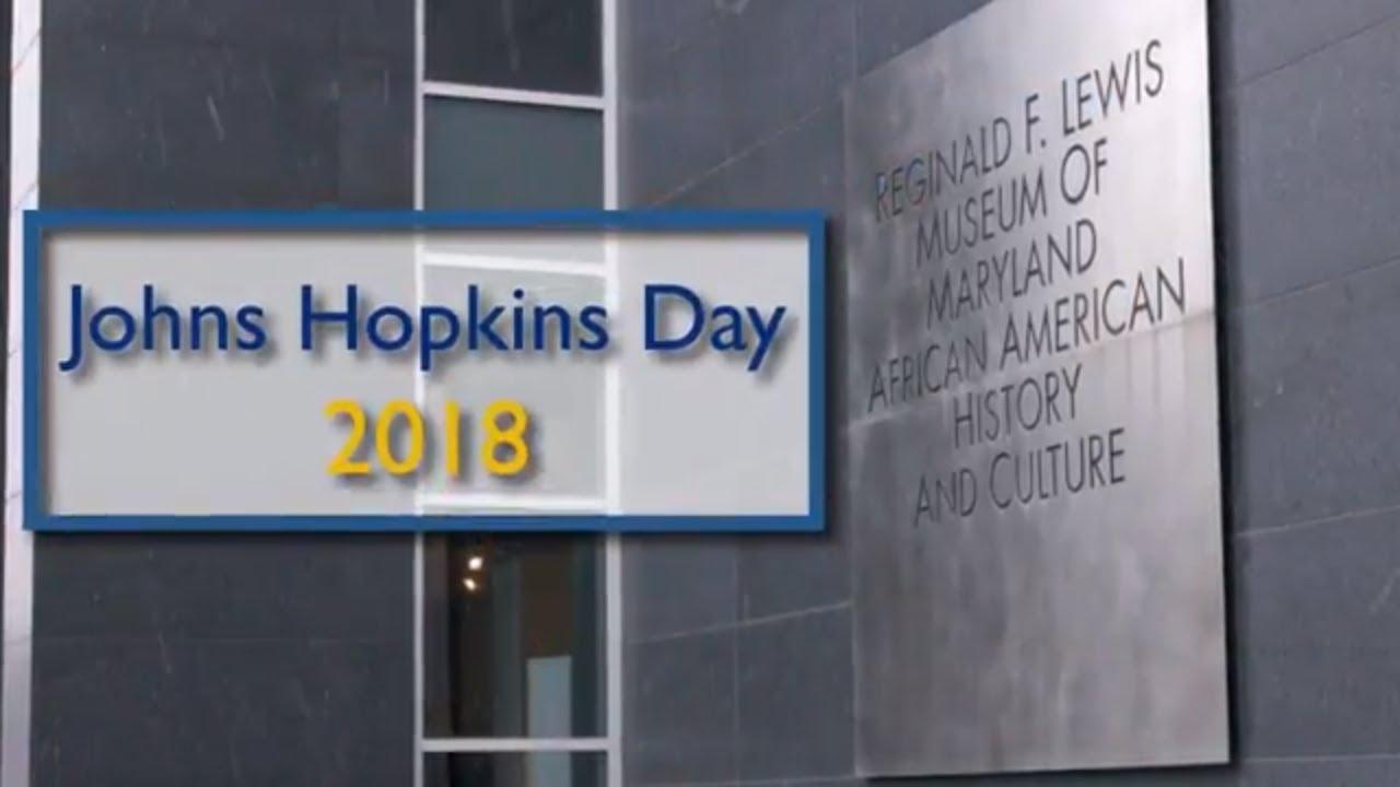 Johns Hopkins Day 2018 - YouTube