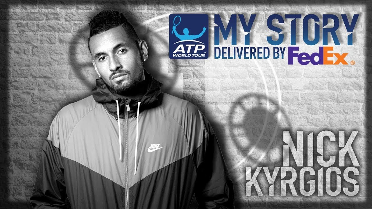 My Story: Nick Kyrgios - YouTube