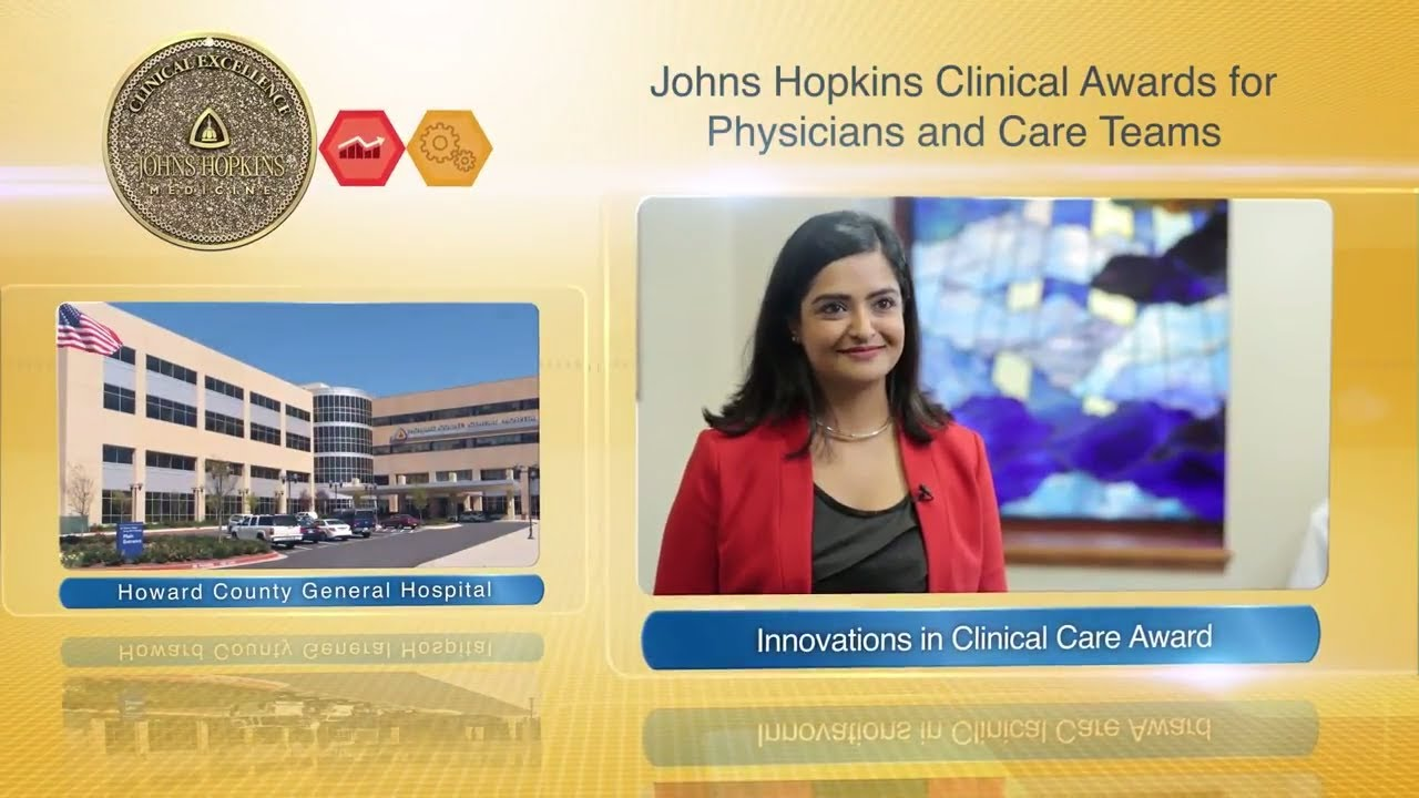 2017 Innovations in Clinical Care Award – Abul Arifuddowla M.D., Diana Berescu, Pharm.D., Pharm Team - YouTube