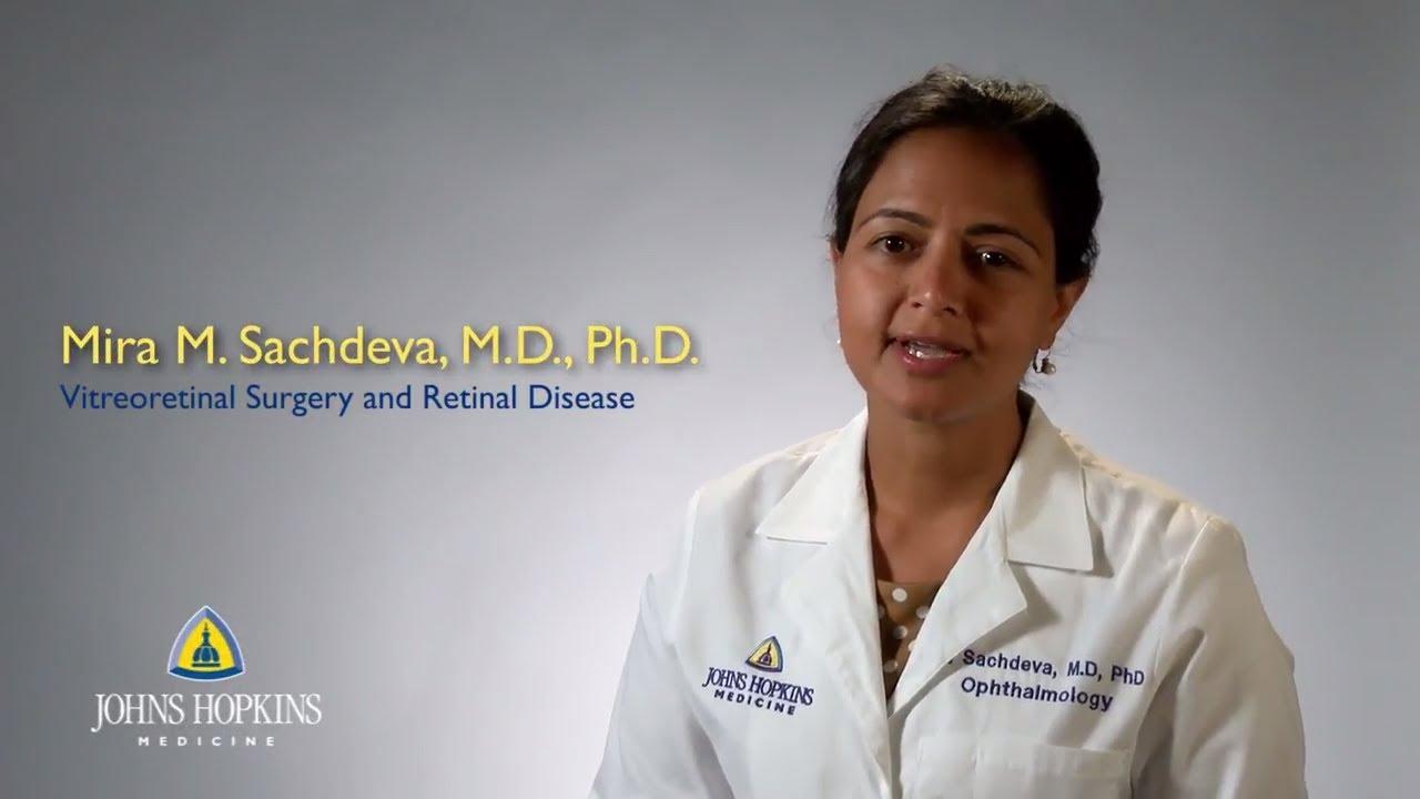 Mira M. Sachdeva, M.D., Ph.D. | Ophthalmology - YouTube