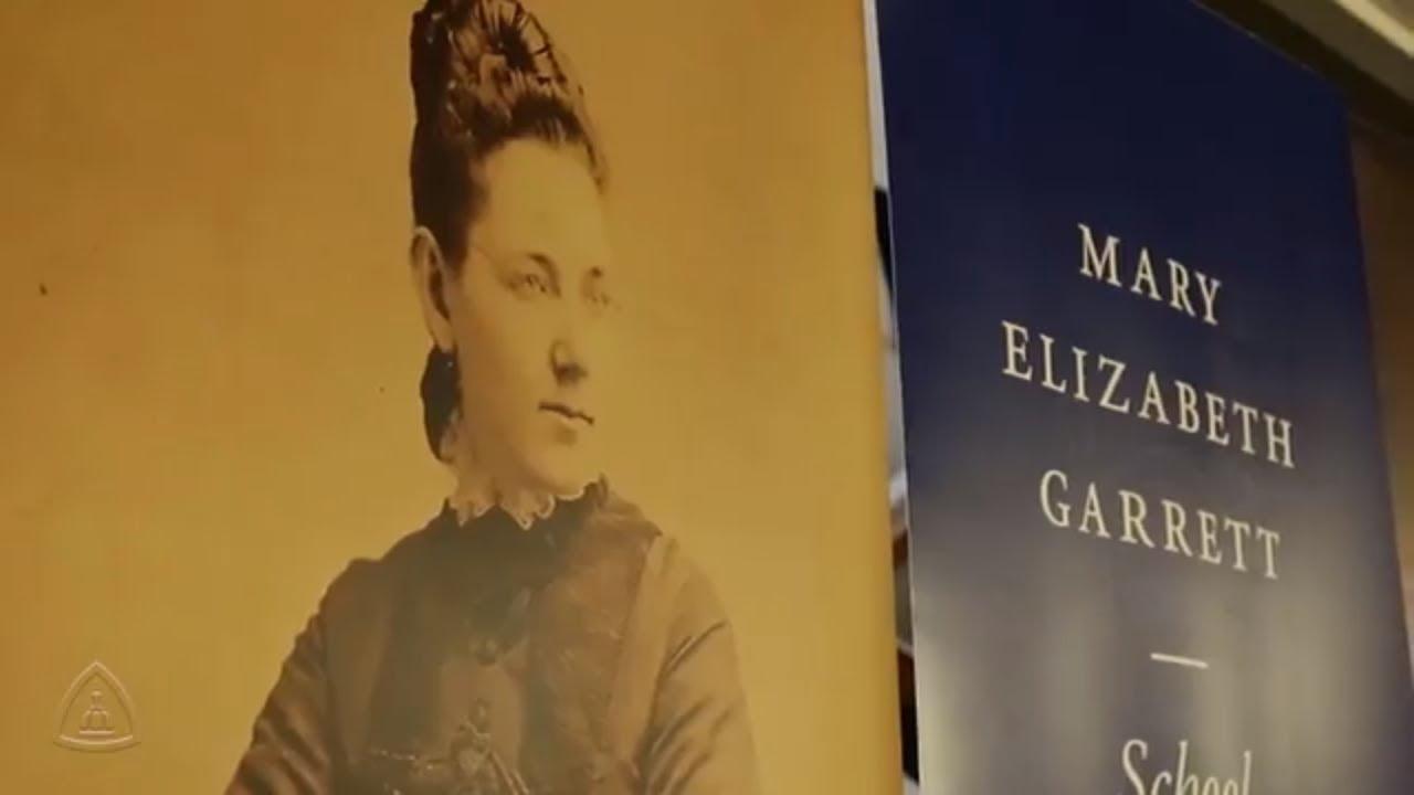 Mary Elizabeth Garrett Boardroom Honors a Johns Hopkins Legacy - YouTube