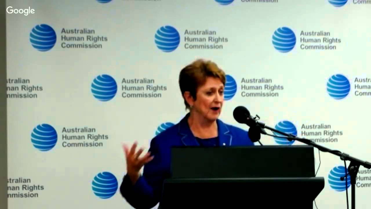 *Live* RightsTalk: Prof. Gordian Fulde Senior Australian of the Year - YouTube
