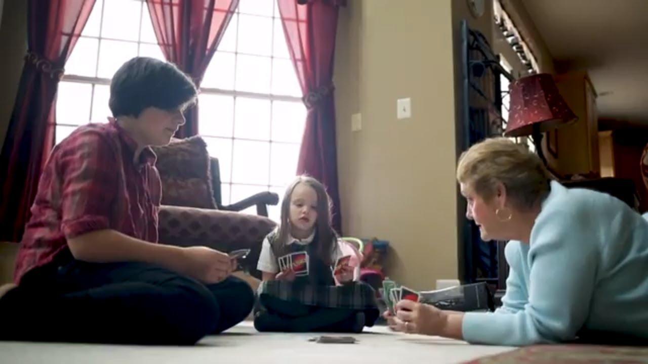Robotic Spine Surgery | Harriott's Story - YouTube