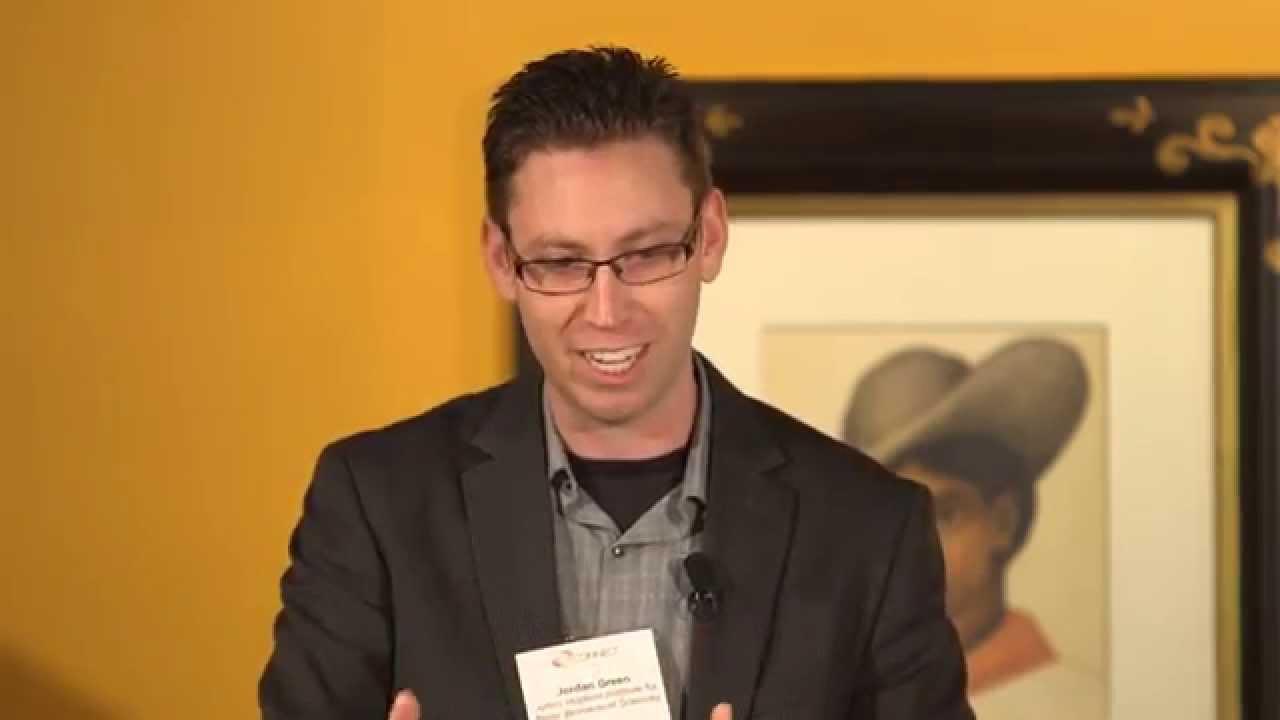 Johns Hopkins' Jordan Green on Building New Technologies to Help People - YouTube
