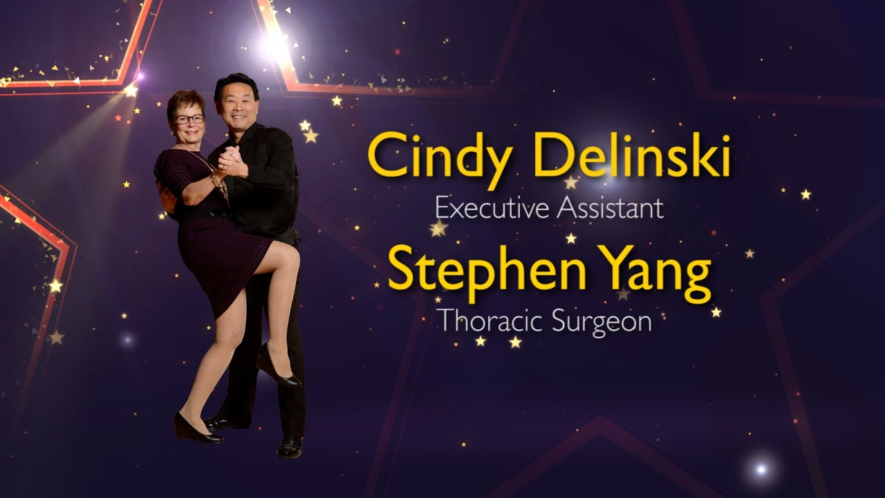 Stephen Yang and Cindy Delinski, Dancing for Project Homeless Connect - YouTube