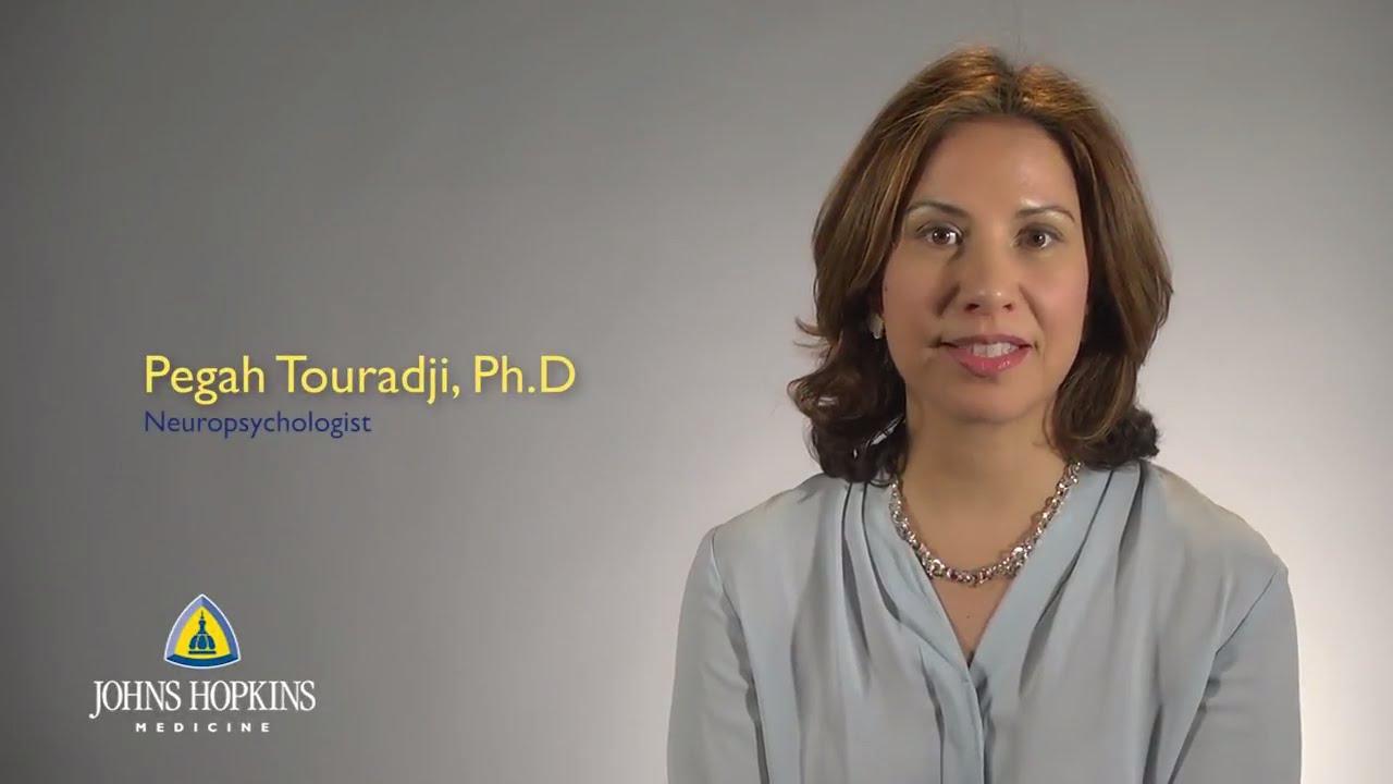 Dr. Pegah Touradji   Neuropsychology - YouTube