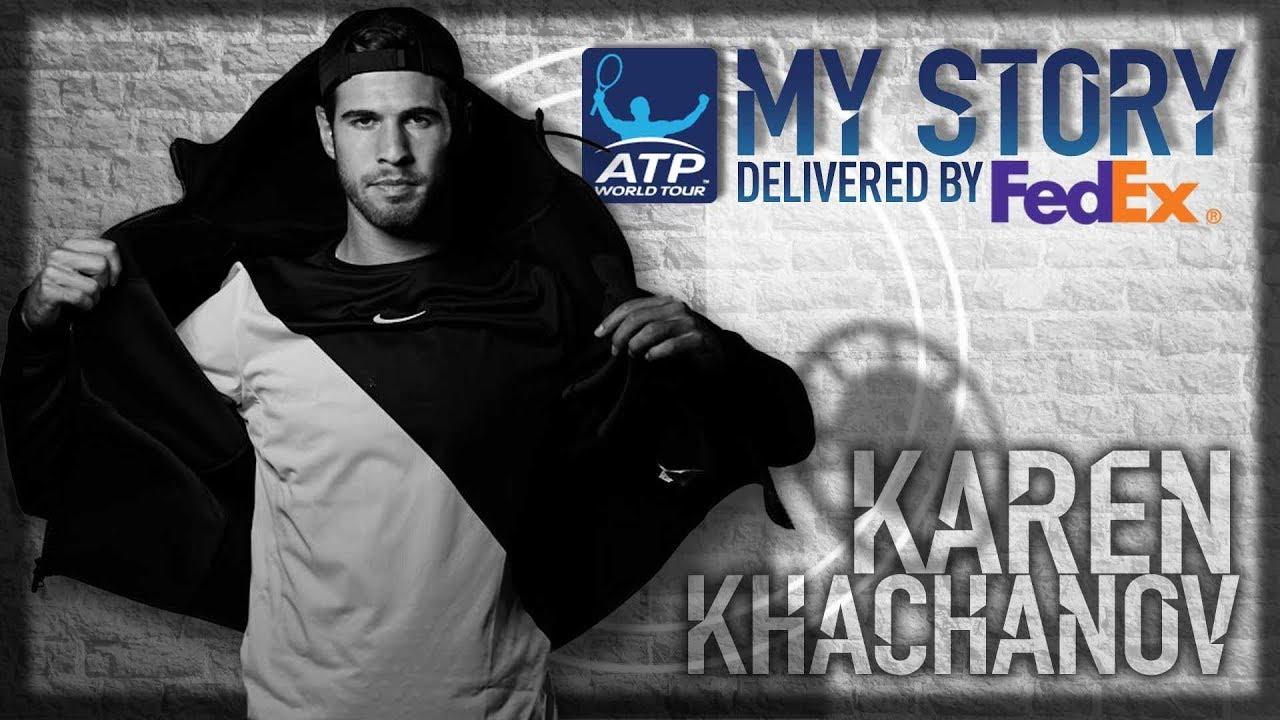 My Story: Karen Khachanov - YouTube