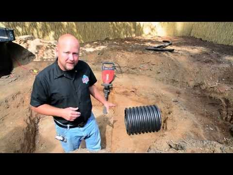 How to build a Fish Pond - Part 5 | Fish Cave Construction