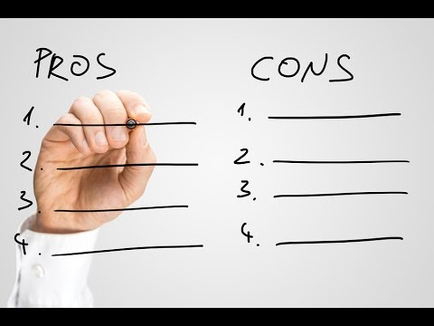 Pros and Cons of Debt Consolidation - YouTube