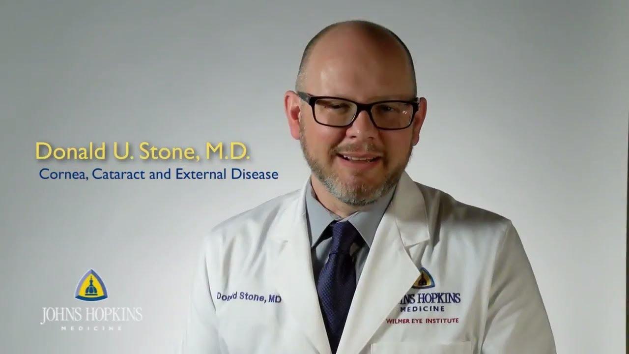 Dr. Donald U. Stone | Ophthalmology - YouTube