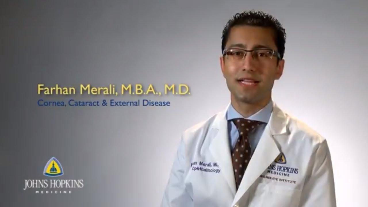 Dr. Farhan Merali | Ophthalmology - YouTube