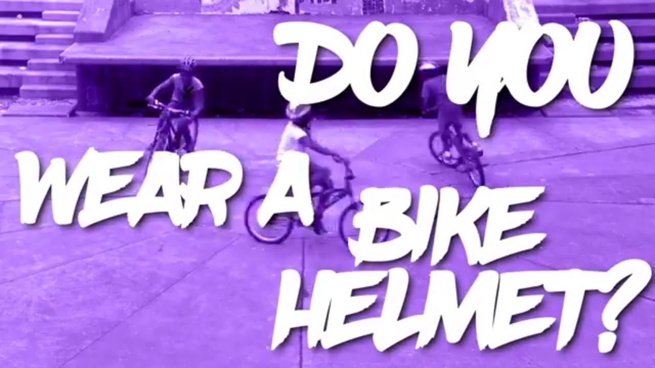 You Make The Call | Bike Helmet Safety - YouTube