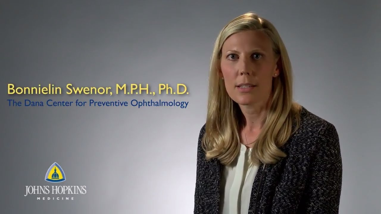 Dr. Bonnielin Swenor | Ophthalmology - YouTube