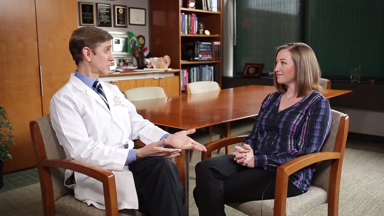 Superior Canal Dehiscence Syndrome – Patient and Physician Discuss Hospital Stay After SCDS Surgery - YouTube
