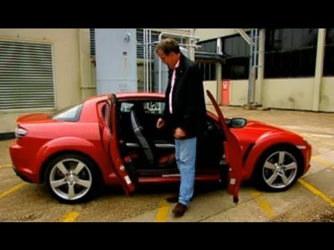 YouTube - Top Gear - Mazda RX8 - BBC