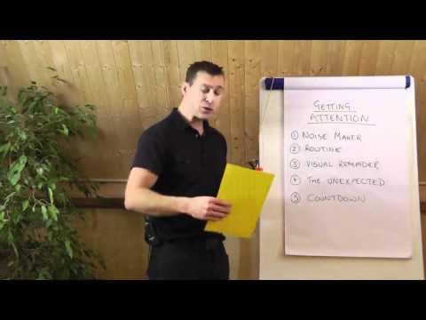 Classroom management strategies - 5 classroom management strategies to get student attention
