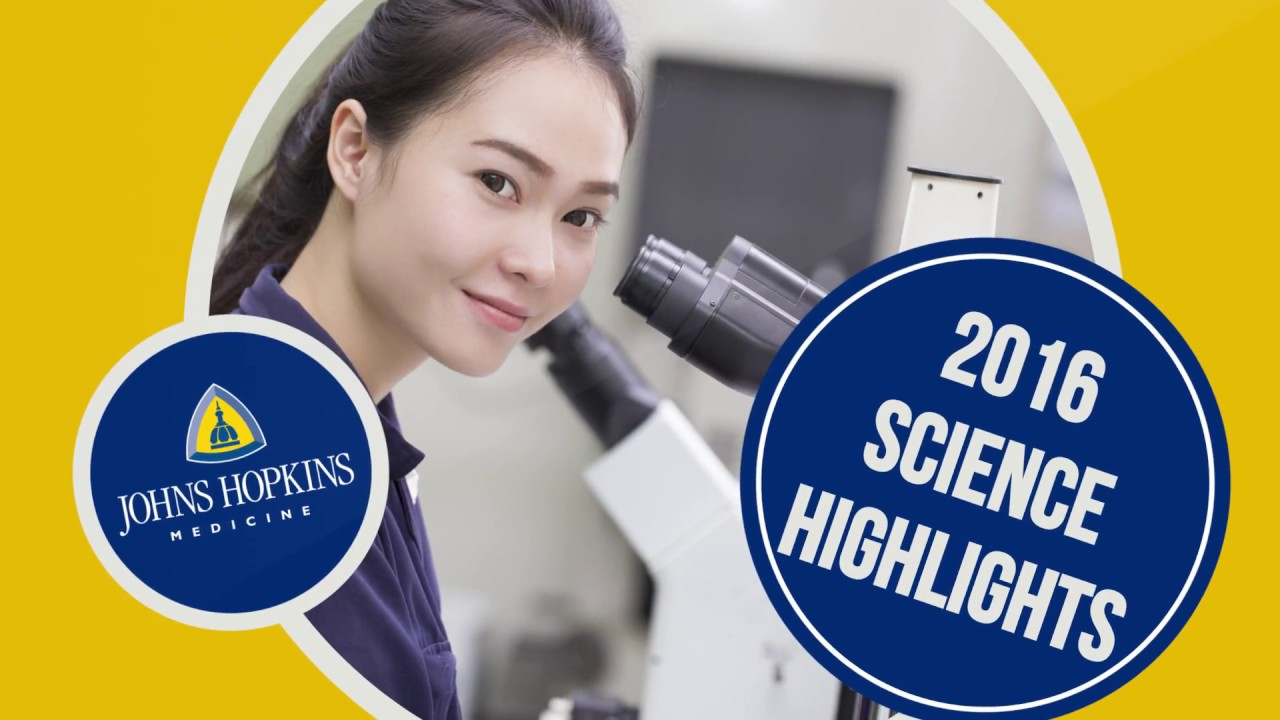 2016 Research Highlights from Johns Hopkins Medicine - YouTube