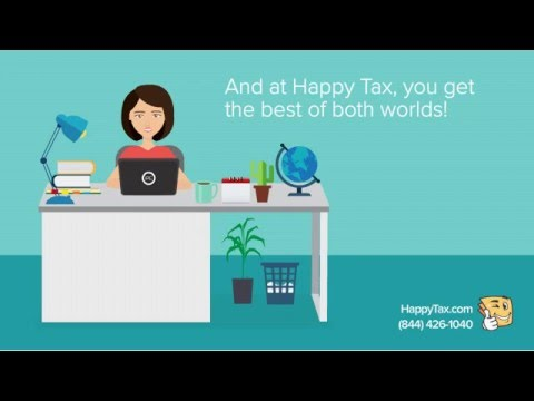 Happy Tax Season - Simply a Better Way to File! - YouTube