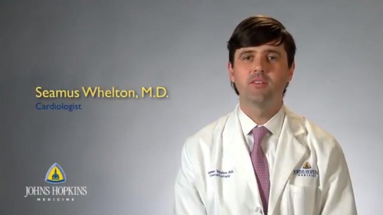 Dr. Seamus Whelton | Preventive Cardiologist - YouTube