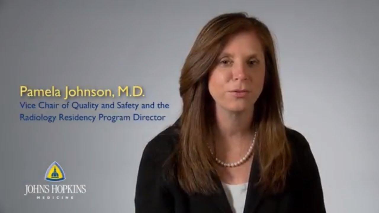 Dr. Pamela Johnson | Diagnostic Radiology - YouTube