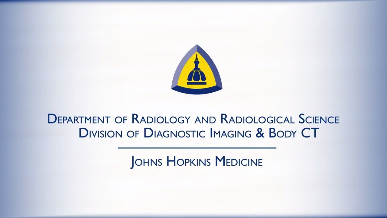 The Division of Diagnostic Imaging & Body CT - YouTube