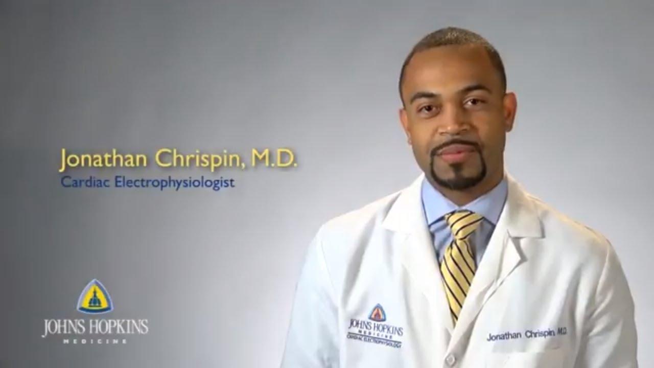 Cardiac Electrophysiologist | Dr. Jonathan Chrispin - YouTube
