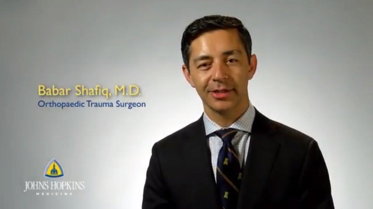 Dr. Babar Shafiq | Orthopaedic Surgeon - YouTube