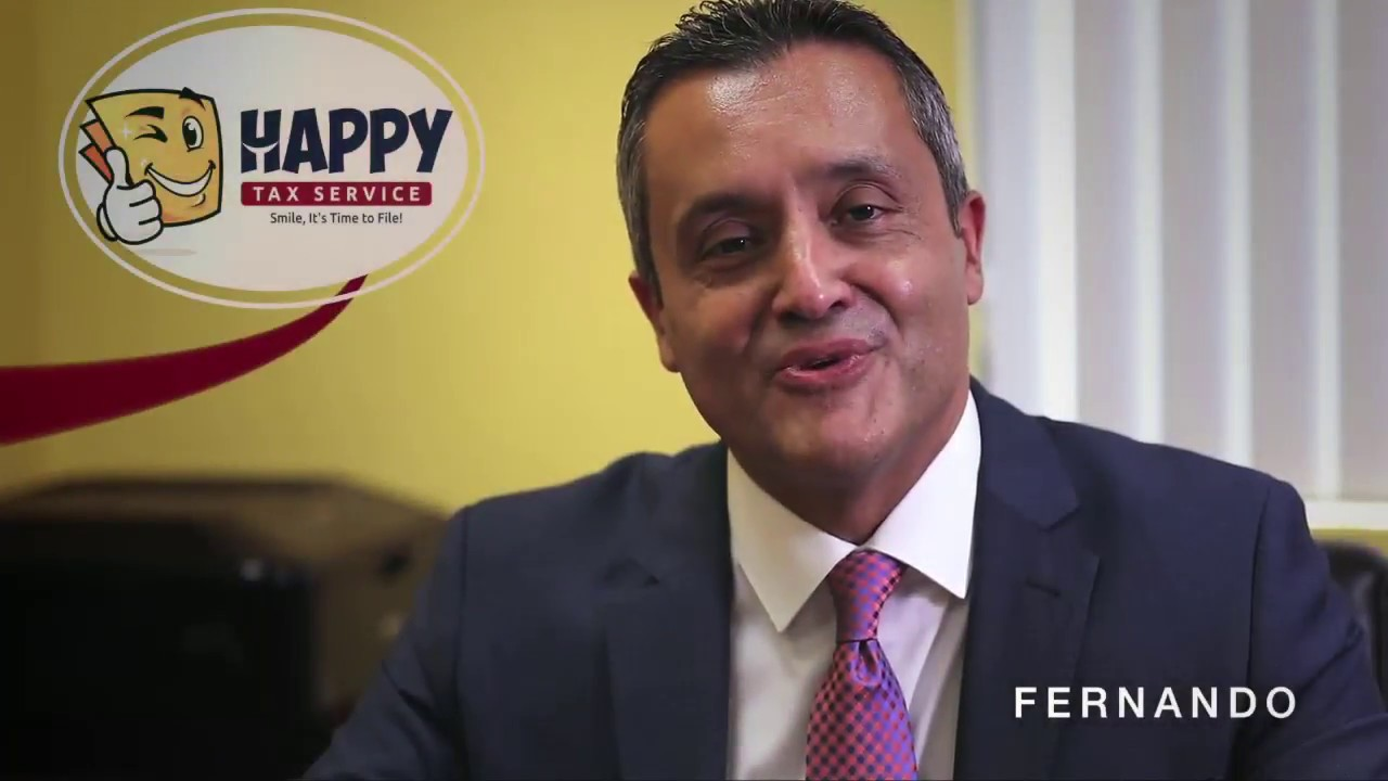 Happy Tax Stories - Fernando Tsuruta - Happy Tax Area Representative - YouTube