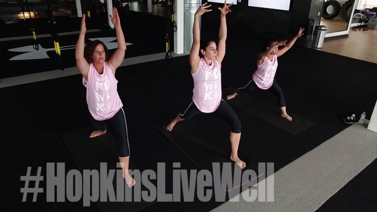 LiveWell After Breast Cancer | Cardio Workout #2 - YouTube