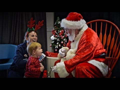 Happy Holidays from Johns Hopkins Children's Center - YouTube