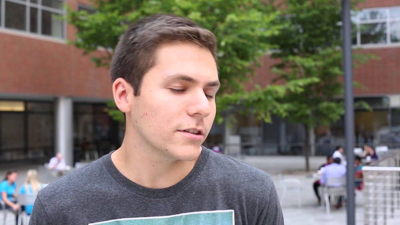 Lucas - Graduate Student Orientation - YouTube