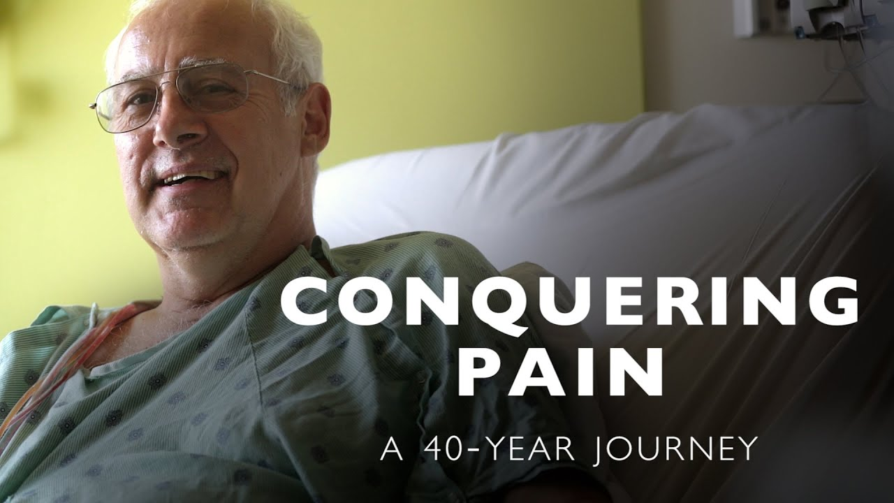 Conquering Pain | A 40-Year Journey - YouTube