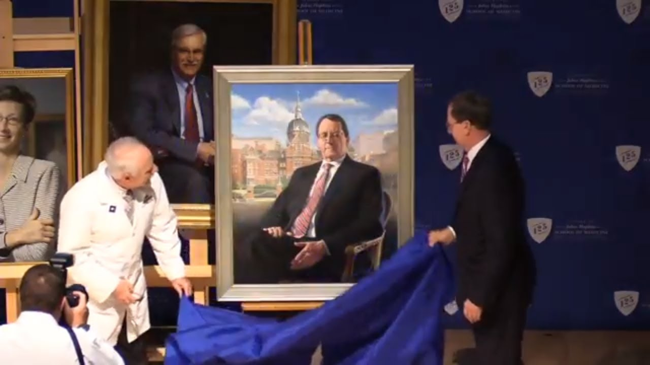2018 Award and Portrait Presentations  | Johns Hopkins School of Medicine - YouTube