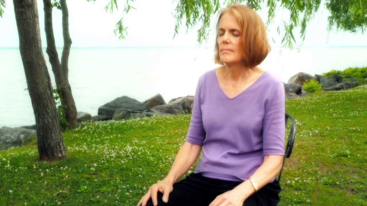 The Johns Hopkins Kimmel Cancer Center Presents: Centering Meditation - YouTube