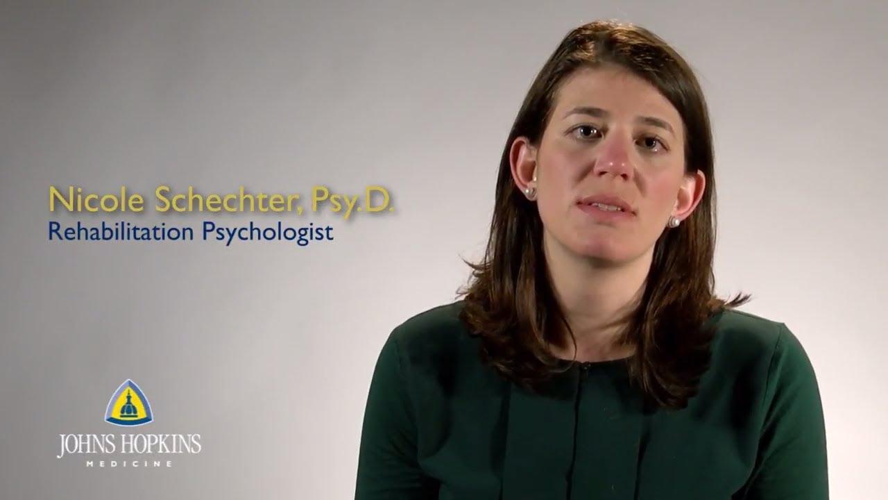 Dr. Nicole Schechter | Rehabilitation Psychology - YouTube