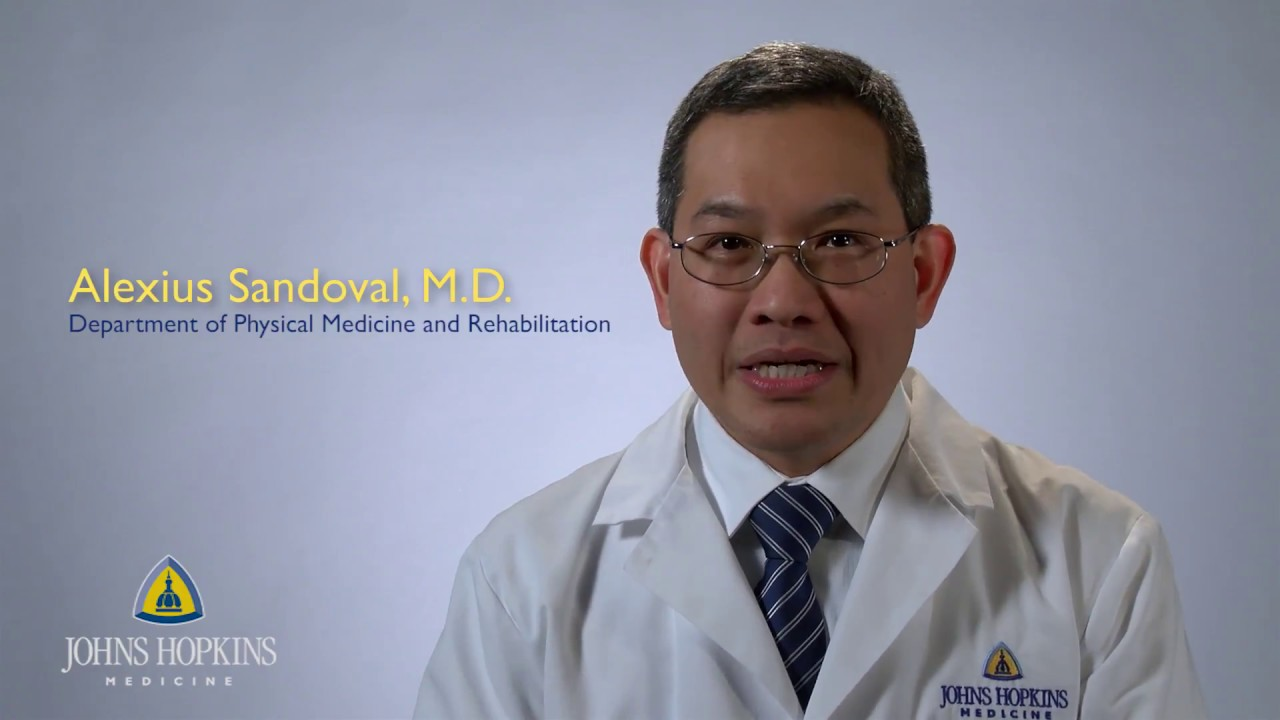 Dr. Alexius Sandoval | MS & Neurological Rehabilitation - YouTube