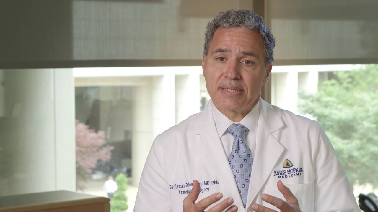 Why Come to Johns Hopkins for a Kidney Transplant - YouTube
