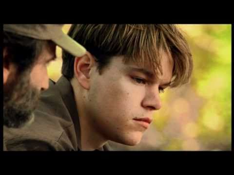 Good Will Hunting - The Park Bench