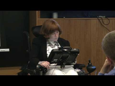 Equal Before the Law: launch highlights of the Disability Justice Strategies report