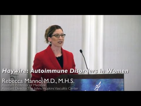 Haywire: Autoimmune Disorders in Women - YouTube