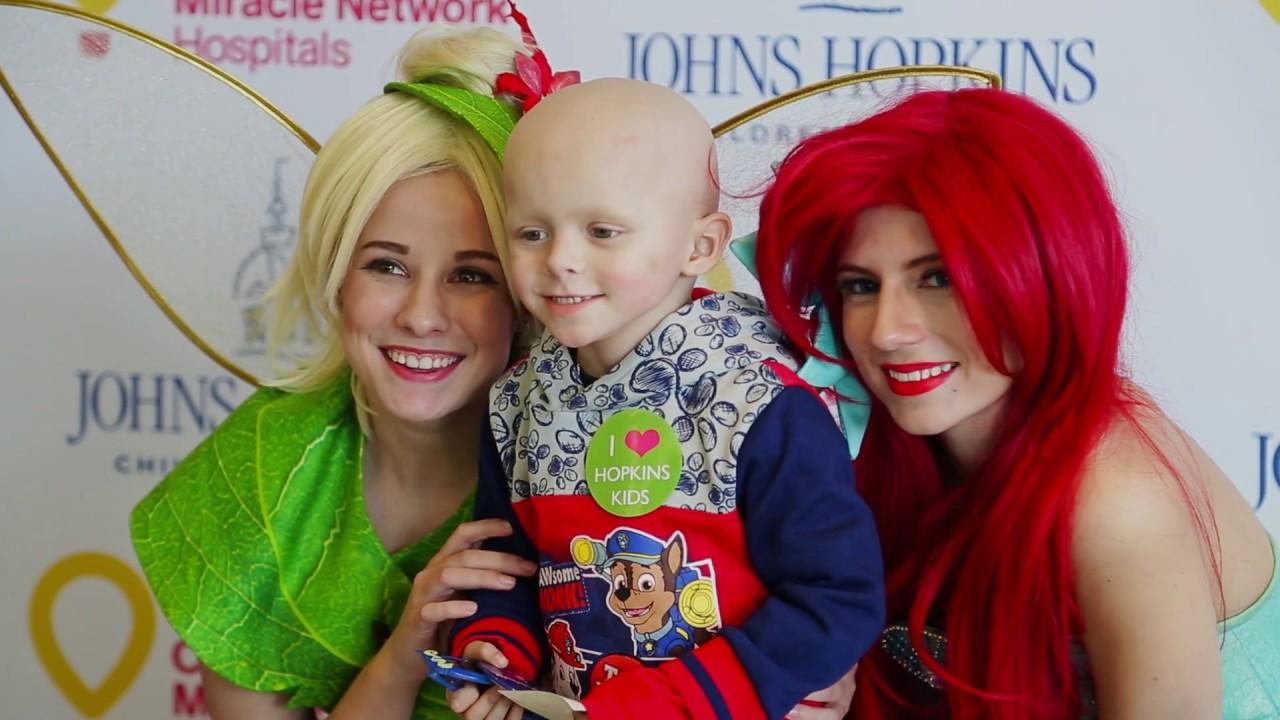 Johns Hopkins Children's Center Thank You | Radiothon 2017 - YouTube